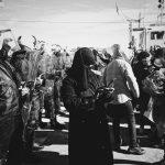 Migrant women's demonstration, 30 January 2020